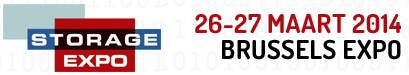 Storage Expo Brussel 2014