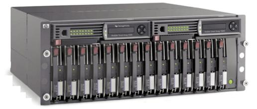 HP StorageWorks 500 G2 Modular Smart Array