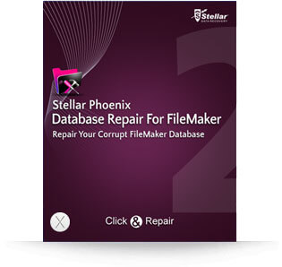 Stellar Database Repair For FileMaker