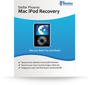 Stellar IPod Recovery (Mac) software