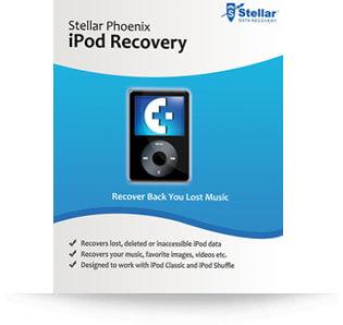 Stellar iPod Data Recovery