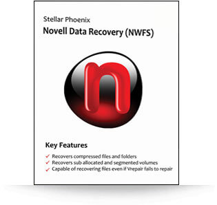 Stellar Novell Data Recovery (NWFS) software