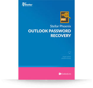 Stellar Outlook Password Recovery software