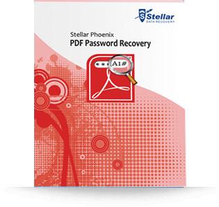 Stellar PDF Password Recovery