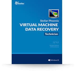 Stellar Virtual Machine Data Recovery software