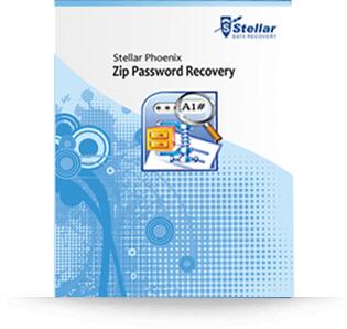 Stellar Zip Password Recovery