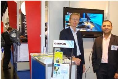 Sunil Chandna CEO(rechts) en Kees Jan Meerman COO