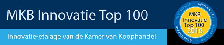 BitRaser genomineerd voor de MKB Innovatie Top 100 2016