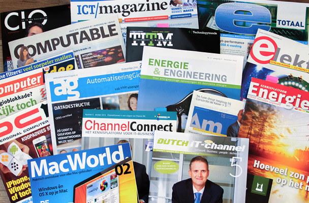 Dutch magazines