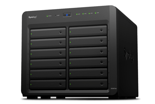Synology DiskStation Datenrettung