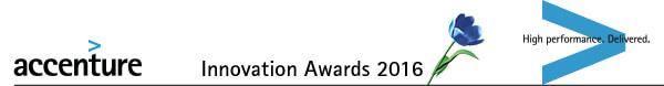 Accenture Innovation Award 2016