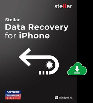 Stellar Data Recovery voor iPhone